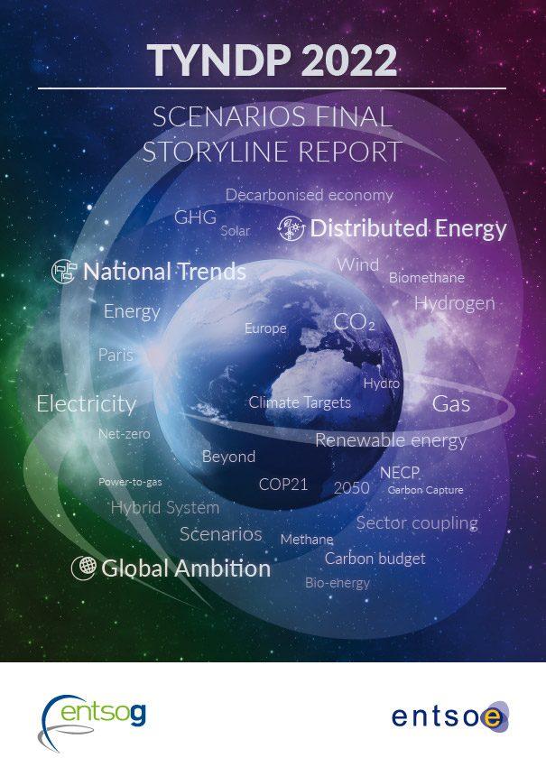 TYNDP 2022 Final Scenario Storylines